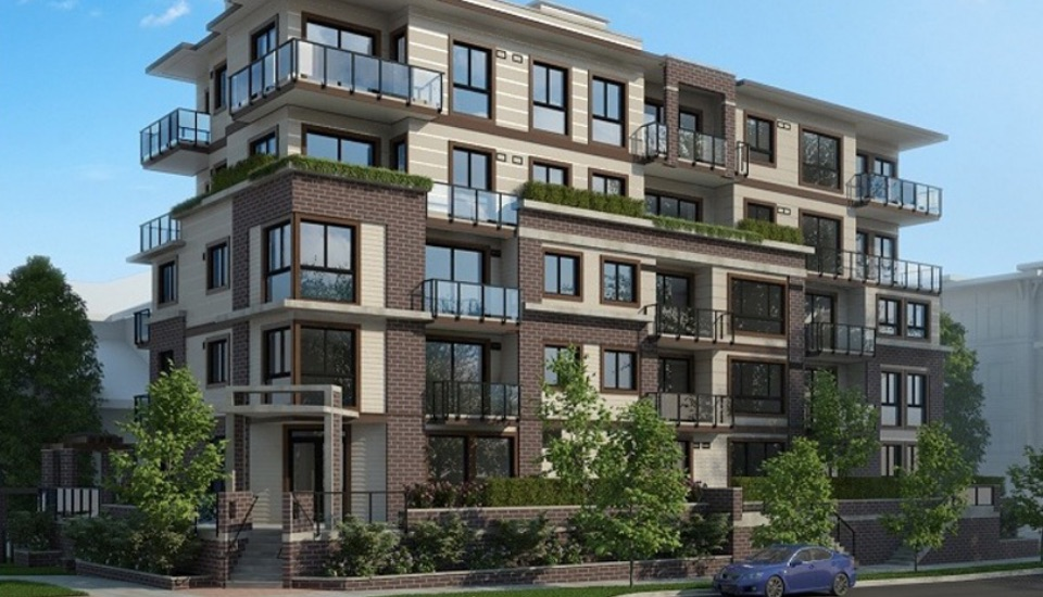 Whyte Ave Condos – 5 Story Wood Frame